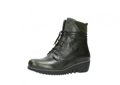 wolky boots 03812 rusty 20730 forest grun leder_23