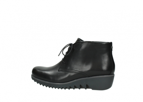 wolky lace up boots 03818 dusky winter 20000 black leather_2