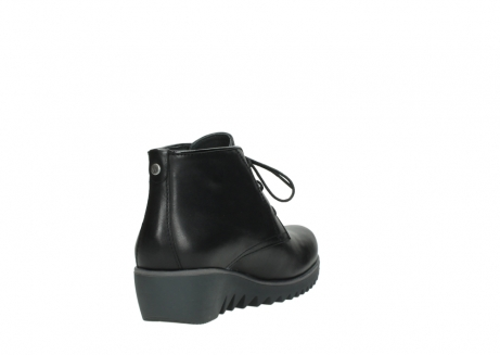 wolky lace up boots 03818 dusky winter 20000 black leather_9