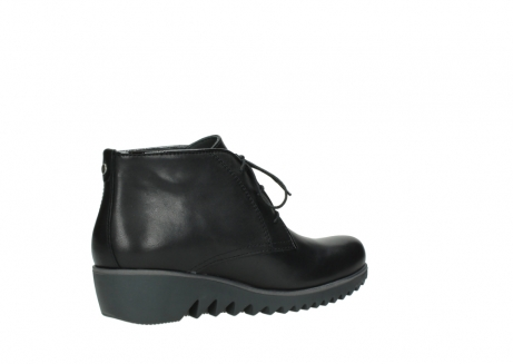 wolky lace up boots 03818 dusky winter 20000 black leather_11