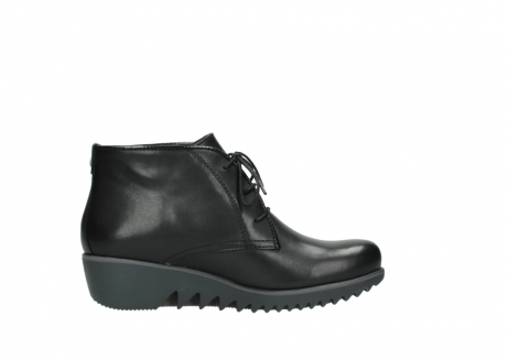 wolky lace up boots 03818 dusky winter 20000 black leather_13