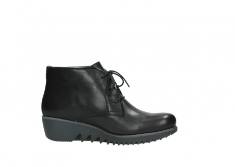 wolky lace up boots 03818 dusky winter 20000 black leather_14