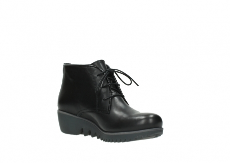 wolky lace up boots 03818 dusky winter 20000 black leather_16