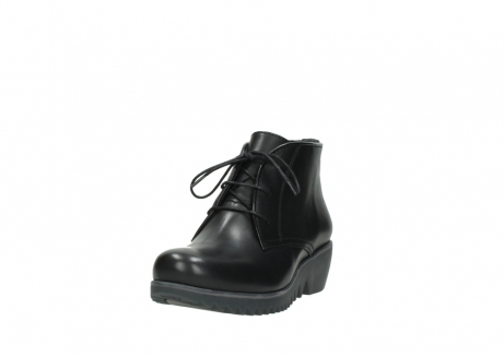 wolky lace up boots 03818 dusky winter 20000 black leather_21