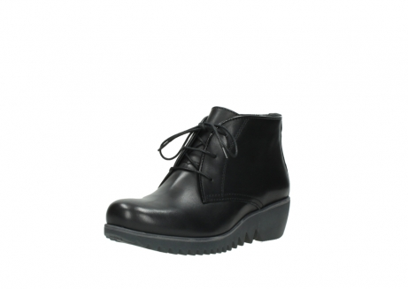 wolky lace up boots 03818 dusky winter 20000 black leather_22