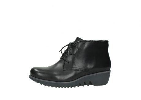 wolky lace up boots 03818 dusky winter 20000 black leather_24