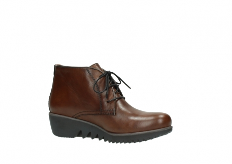 wolky lace up boots 03818 dusky winter 20430 cognac leather_15