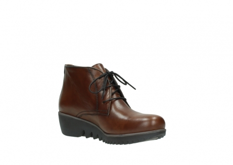 wolky lace up boots 03818 dusky winter 20430 cognac leather_16