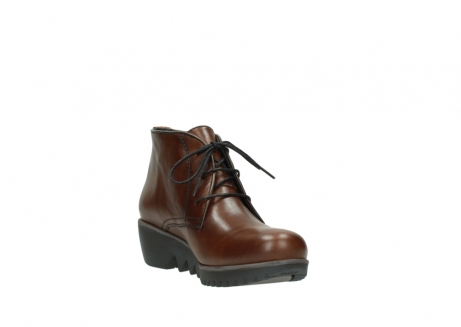 wolky lace up boots 03818 dusky winter 20430 cognac leather_17