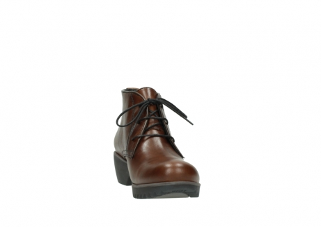 wolky lace up boots 03818 dusky winter 20430 cognac leather_18