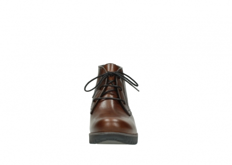 wolky lace up boots 03818 dusky winter 20430 cognac leather_19