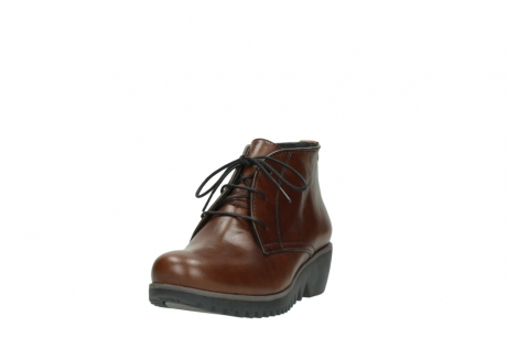 wolky lace up boots 03818 dusky winter 20430 cognac leather_21