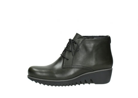 wolky lace up boots 03818 dusky winter 20730 forest green leather_24