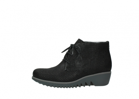 wolky lace up boots 03818 dusky winter 90003 black printed suede_24