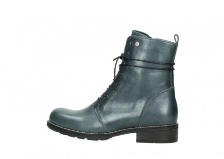 wolky bottes mi hautes 04432 murray 30283 cuir metallise_2
