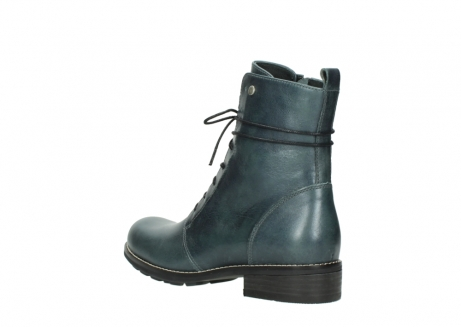 wolky bottes mi hautes 04432 murray 30283 cuir metallise_4