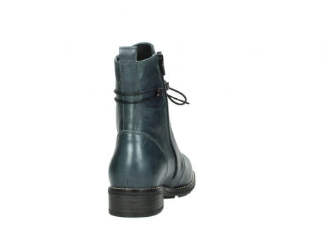 wolky bottes mi hautes 04432 murray 30283 cuir metallise_8