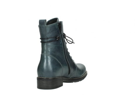 wolky bottes mi hautes 04432 murray 30283 cuir metallise_9