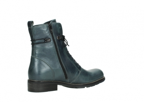 wolky bottes mi hautes 04432 murray 30283 cuir metallise_11