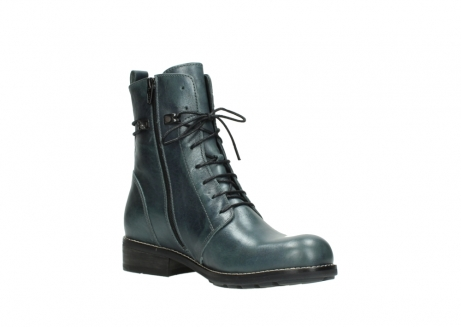 wolky bottes mi hautes 04432 murray 30283 cuir metallise_16