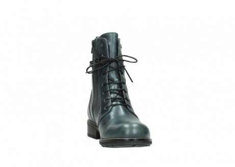 wolky bottes mi hautes 04432 murray 30283 cuir metallise_18