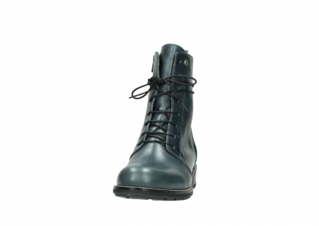 wolky bottes mi hautes 04432 murray 30283 cuir metallise_20