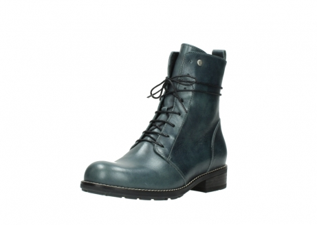 wolky bottes mi hautes 04432 murray 30283 cuir metallise_22
