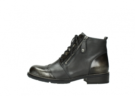 wolky bottines a lacets 04440 millstream 39210 cuir anthracite_1