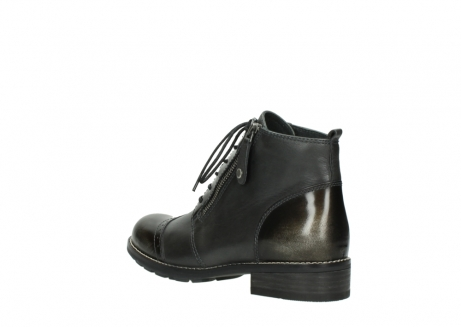 wolky bottines a lacets 04440 millstream 39210 cuir anthracite_4