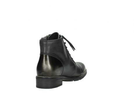 wolky bottines a lacets 04440 millstream 39210 cuir anthracite_9