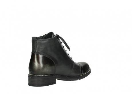 wolky bottines a lacets 04440 millstream 39210 cuir anthracite_10