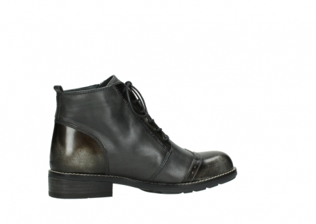 wolky bottines a lacets 04440 millstream 39210 cuir anthracite_12