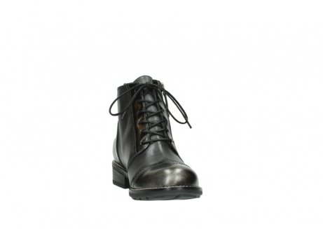 wolky bottines a lacets 04440 millstream 39210 cuir anthracite_18