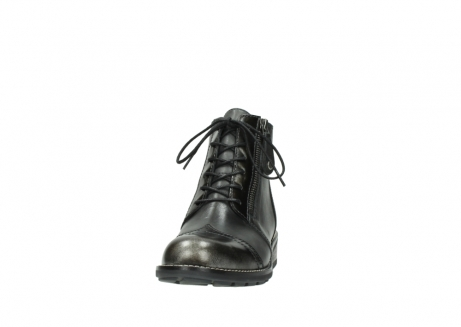 wolky bottines a lacets 04440 millstream 39210 cuir anthracite_20
