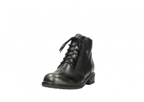 wolky bottines a lacets 04440 millstream 39210 cuir anthracite_21