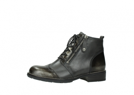 wolky bottines a lacets 04440 millstream 39210 cuir anthracite_24