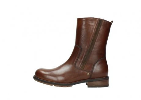 wolky mid calf boots 04441 russell 20430 cognac leather_1