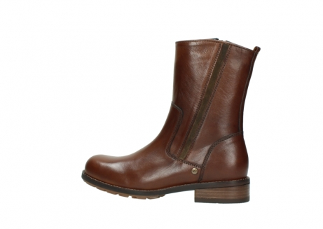 wolky mid calf boots 04441 russell 20430 cognac leather_2