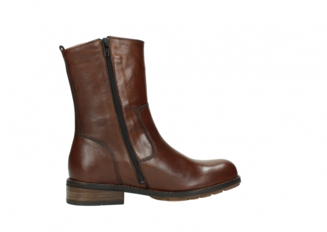 wolky mid calf boots 04441 russell 20430 cognac leather_12