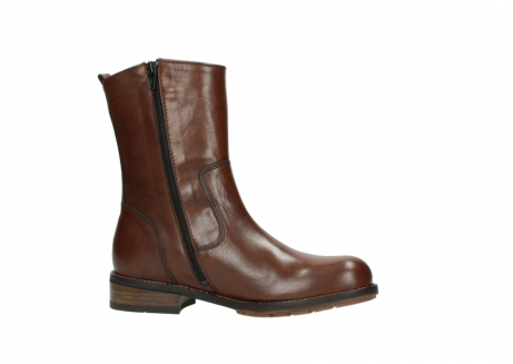 wolky mid calf boots 04441 russell 20430 cognac leather_14