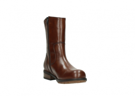 wolky mid calf boots 04441 russell 20430 cognac leather_17