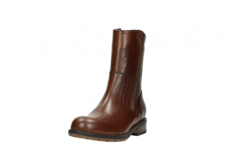 wolky mid calf boots 04441 russell 20430 cognac leather_21