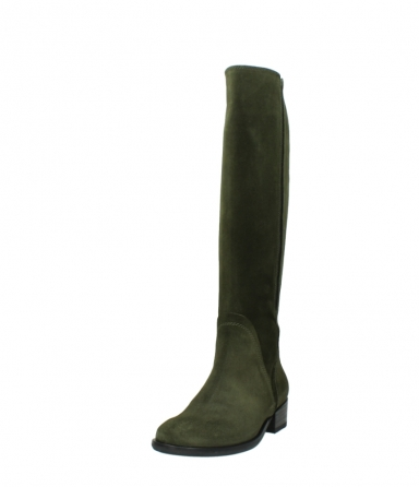 wolky high boots 04513 earl 40730 forest green suede_21