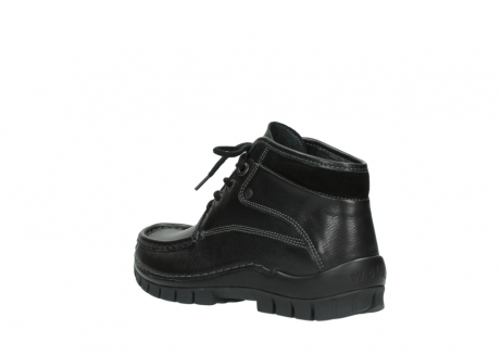 wolky bottines a lacets 04728 cross winter 30000 cuir noir_4