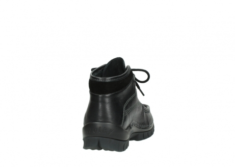 wolky lace up boots 04728 cross winter 30000 black leather_8