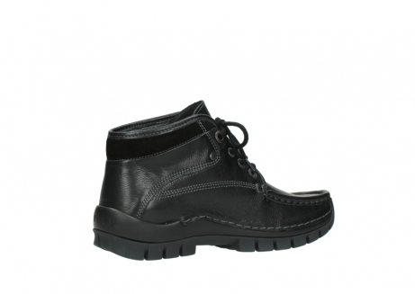 wolky lace up boots 04728 cross winter 30000 black leather_11