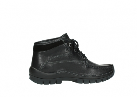 wolky lace up boots 04728 cross winter 30000 black leather_12