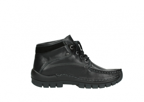 wolky lace up boots 04728 cross winter 30000 black leather_13