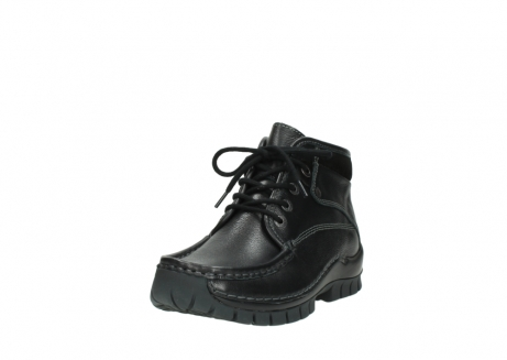 wolky lace up boots 04728 cross winter 30000 black leather_21