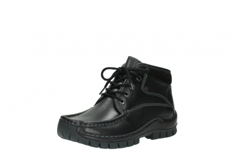 wolky lace up boots 04728 cross winter 30000 black leather_22